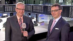 """Frank Meyer spricht mit Peter Rieth: """"Aktienkurse werden weiter steigen"""""""