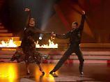 Angelina tanzt einen Wahnsinns-Tango.