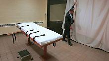 Nach Hinrichtung in Arkansas: Richterin ordnet Autopsie von Mörder an