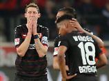 Werkself im Abstiegskampf: Schalke deklassiert Bayer Leverkusen