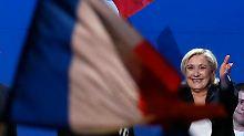Die Populistin und das Plagiat: Le Pen klaut Rede bei Ex-Konkurrent Fillon