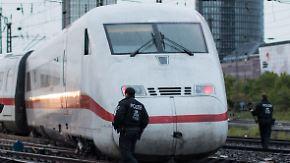 Massive Störungen im Berufsverkehr: ICE springt in Dortmund aus den Gleisen