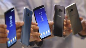 Nicht nur Samsungs Image hat Risse: Flaggschiff Galaxy S8 zeigt Mängel im Test