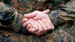 Weiterer Komplize von Franco A.?: Ermittler nehmen dritten Bundeswehrsoldaten fest
