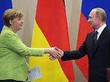 Kanzlerin trifft Putin: Was sie gelernt hat, sagt Merkel lieber nicht