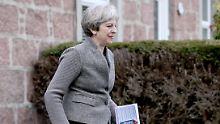 England, Wales und Schottland: Kommunalwahl ist Testlauf für May