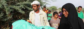 """""""Beispiellose Hungersnot"""": Millionen Jemeniten sind in Lebensgefahr"""