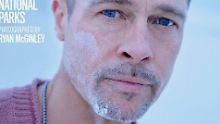 """Junge, iss was!: Brad Pitt auf dem Cover der """"GQ Style"""""""