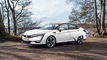 Vom Honda Clarity Fuel Cell sollen zehn Autos nach Europa kommen. Nicht eins davon in den freien Verkauf.