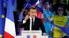"""Le Pen höhnt über Bahamas-Konto: Macron erstattet Anzeige wegen """"Fake News"""""""