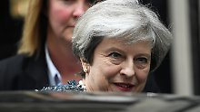 Klarer Sieg für May: Konservative gewinnen Kommunalwahlen