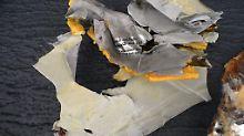 Rätsel um EgyptAir-Absturz: Frankreich widerspricht Sprengstofffund
