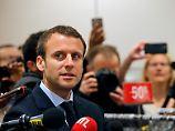 """""""Fact Checker"""" im Wahlkampf: Als Macron plötzlich schwul war"""