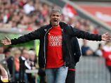 Für Friedhelm Funkel und seine Fortuna ist die Lage in der 2. Fußball-Bundesliga weiter prekär.