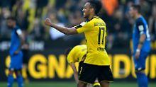 Leverkusen rettet Remis: BVB springt auf Platz drei, Lilien steigen ab