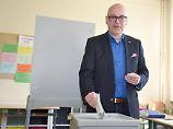 Schleswig-Holstein wählt: Albig traut den Umfragen nicht