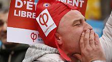 Frankreichs Linke wählt: Der Widerspenstigen Zähmung