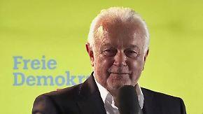 """Kubicki zur Wahl in Schleswig-Holstein: """"Selbstgefälligkeit von Albig hat gebührende Antwort erhalten"""""""