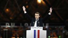 """Rücktritt am Montagmittag: Macron will """"En Marche!""""-Vorsitz abgeben"""