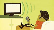 Wenn der Fernseher still pfeift: Apps schnüffeln via Ultraschall