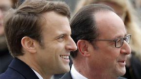Gegenwind auch aus Deutschland: Macron stehen raue Zeiten bevor