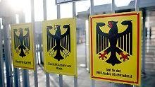 NS-Parole gewittert?: MAD-Offizier steht unter Neonazi-Verdacht