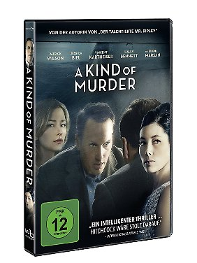 """""""A Kind of Murder"""" ist bei Universum erschienen."""