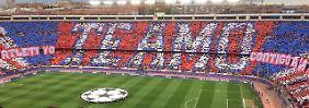 Atléticos Trumpf gegen Real: Die Wucht der Bruchbude