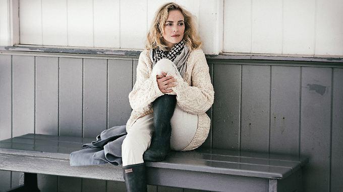 """Die Rolle der Rebecca in """"Rückkehr nach Montauk"""" musste sich Nina Hoss erstmal erschließen."""