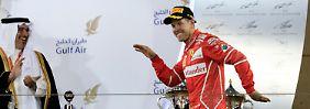 """""""Wir werden wieder gefürchtet"""": Ferrari-Boss platzt vor Stolz, Vettel warnt"""