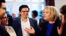 Reaktion auf Merkel?: Kraft schließt Bündnis mit Linken aus