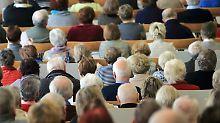 Wie bedürftig sind die Rentner?: Der falsche Fokus bei der Altersarmut