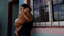 Folge der Wirtschaftskrise: Sterblichkeit in Venezuela steigt rapide