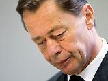 Vorwürfe wegen Millionen-Bonus: Middelhoff-Prozess steht vor der Einstellung