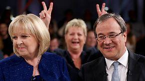 Wahlkampf in NRW: Das sind die Konzepte der Kandidaten Kraft und Laschet