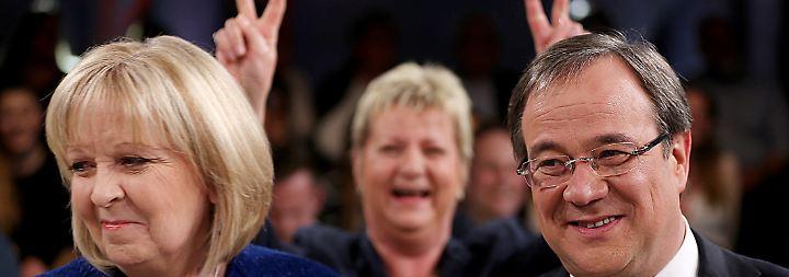 Landtagswahl in NRW: Wer wird hier der Boss?