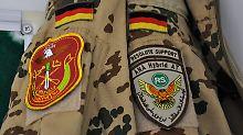 Mehr Soldaten in Afghanistan?: Merkel will Truppe vorerst nicht aufstocken