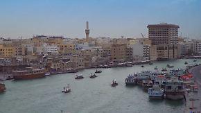 n-tv Ratgeber-Reportage, Teil 1: Dubai - Faszination zwischen Burj Khalifa und Souks