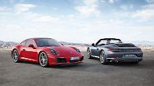Daran hat auch die neueste, größere Generation mit der Bezeichnung 991 erheblichen Anteil. Sie ist zugleich sportlicher, ...