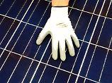 Solarworld-Pleite als Warnung: Solarindustrie kämpft gegen den Niedergang