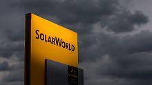 Insolvenzen bei Töchtern: Solarworld will weiter produzieren