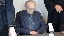 Der 96-jährige Hubert Z. ist laut einem neuen psychiatrischen Gutachten auf Dauer verhandlungsunfähig.