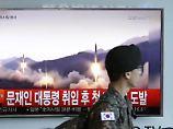 Raketentests