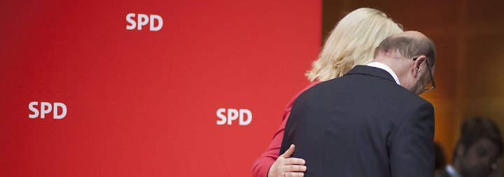 """Was hat die SPD falsch gemacht?: """"Schulz war nicht präsent"""""""