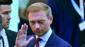 Bundestagswahl im September: Lindner bringt FDP zurück ins Spiel