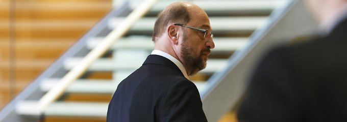 """Leberhaken"" in NRW: Wie cool ist Schulz?"