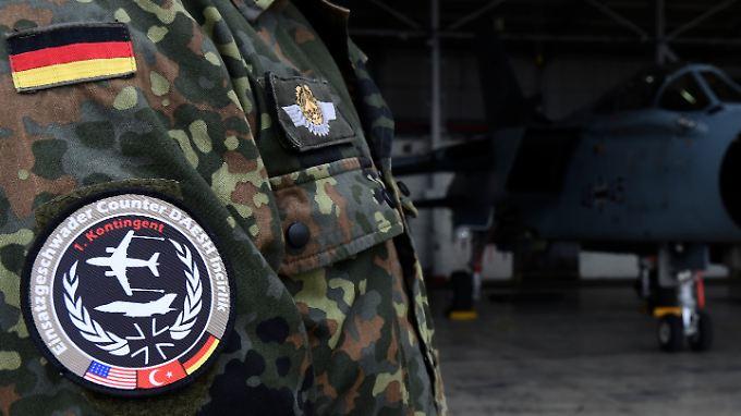Besuchsverbot für Abgeordnete: Deutschland erwägt Bundeswehrabzug aus Türkei