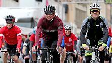 Rückkehr in den Radsport: Ullrich leitet den Klassiker in Köln