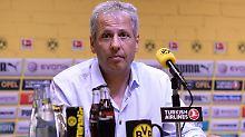 Kovac auch ein Kandidat?: Favre mag nicht über den BVB reden