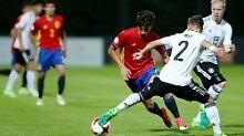 Elfmeterkrimi gegen Spanien: Deutsche U17 verpasst EM-Finale